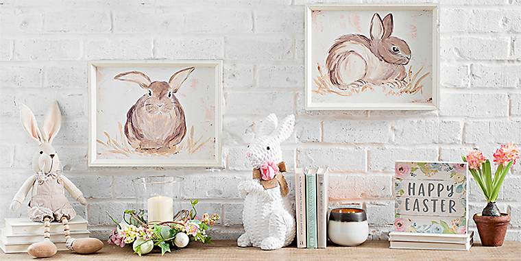2018 easter decorations DDXIJBF