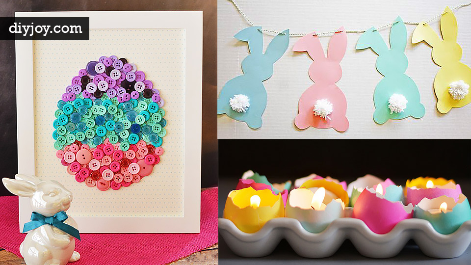 48 diy easter decorations you need right now ZHFZCHH