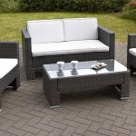 What accessories for a garden furniture Set is useful