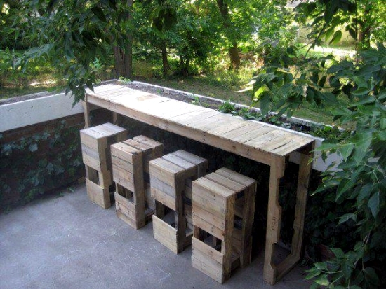 Accessories for garden furniture 20 ideas for a cool garden accessories and garden furniture euro pallets NOQKUUY