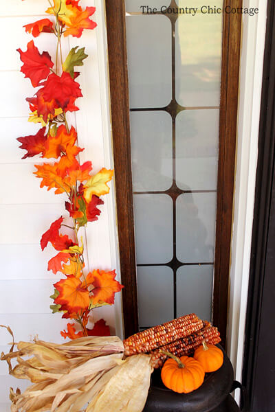autumn decorating ideas fall decorating idea by the country chic cottage - shutterfly.com IDKJKTA