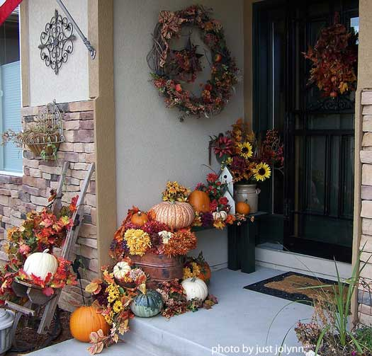 autumn decorating ideas fall decorating ideas BDDXZPF