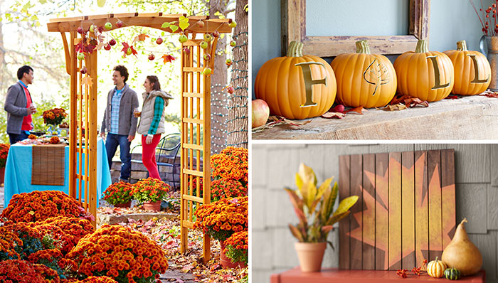 autumn decorating ideas fall decorating ideas FJYFBNQ