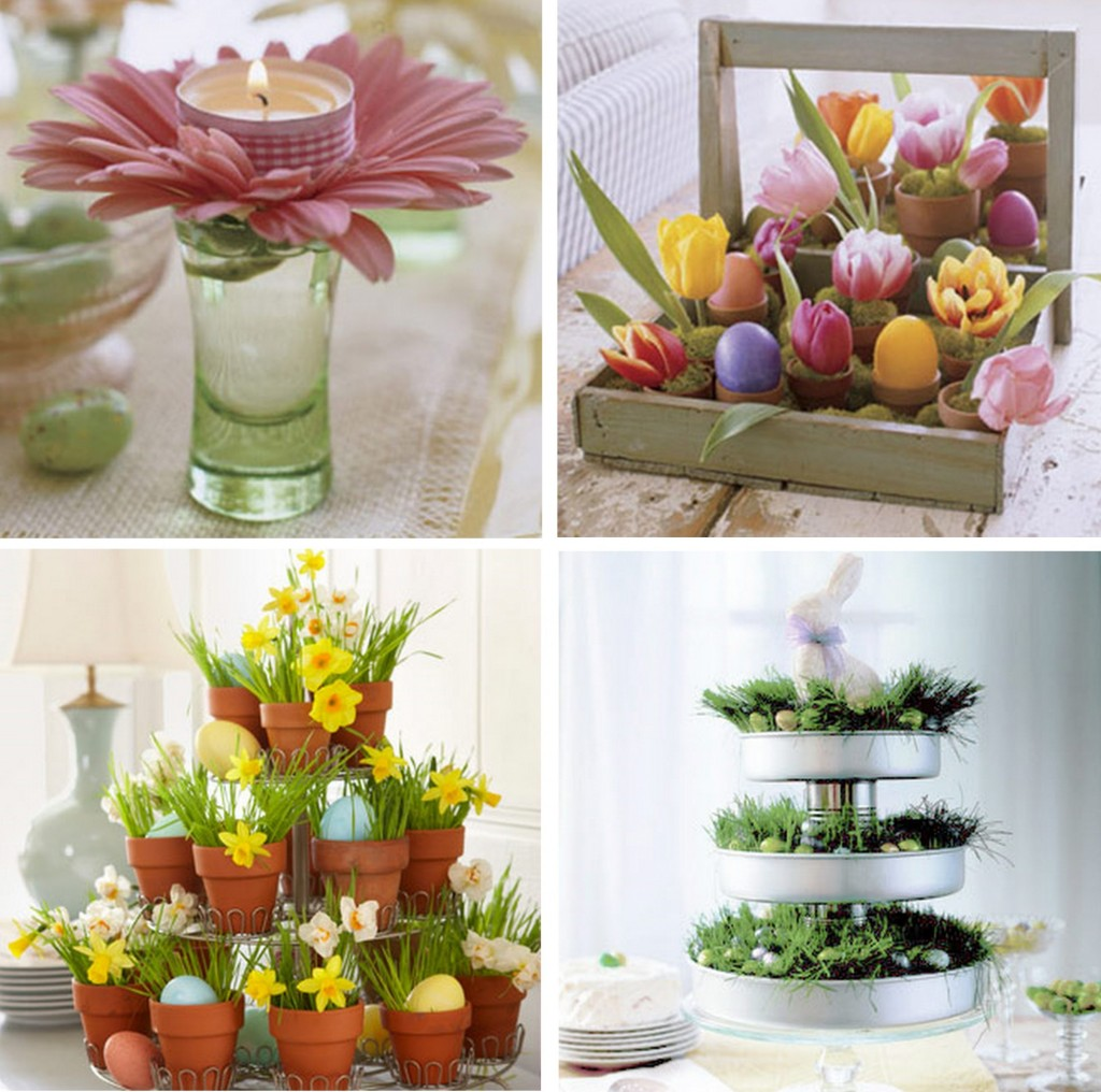 cheap easy easter decorations ... dining room creative easter table decoration ideas to inspire you UXORMTT