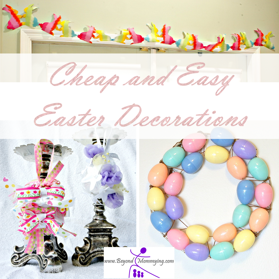 cheap easy easter decorations easter decorations IKTNZFJ