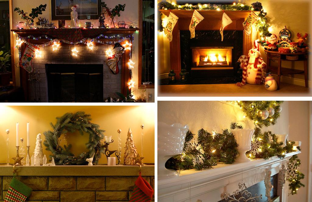 christmas lighting ideas indoor 1 GBTJJQJ