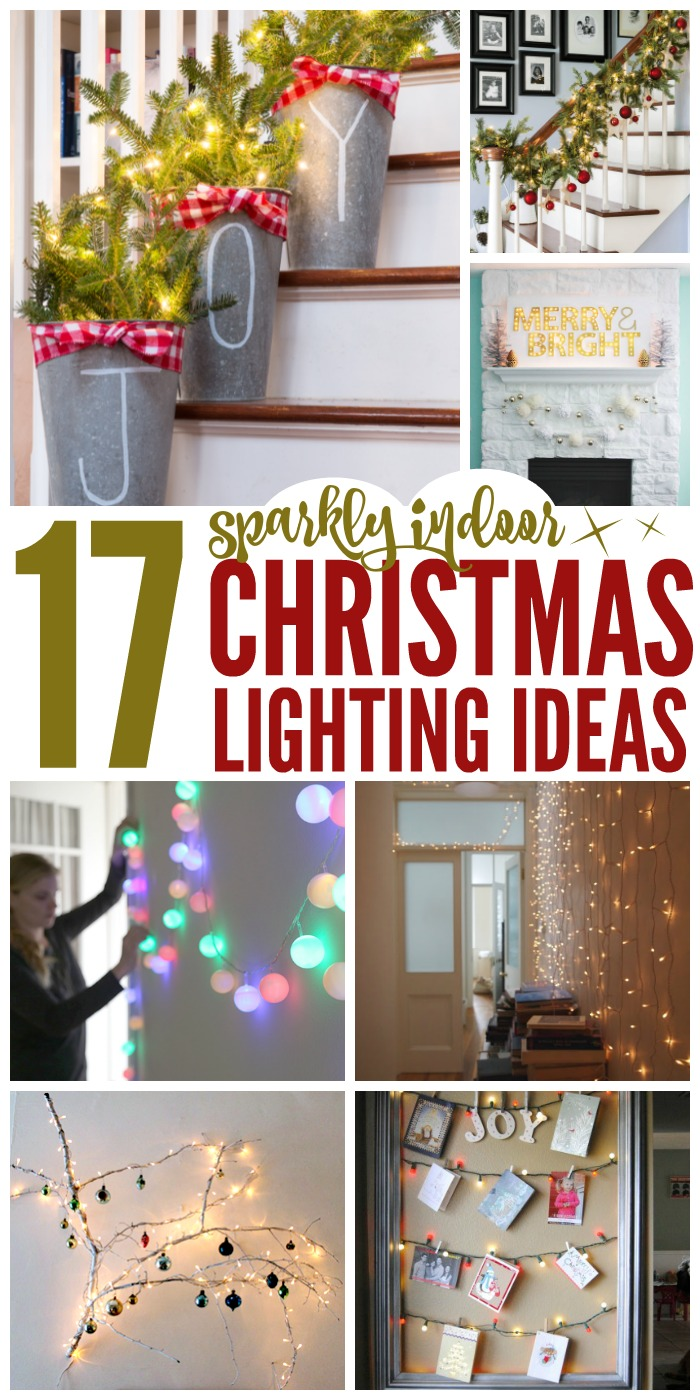christmas lighting ideas indoor if youu0027d like to add a little sparkle to your interior, check ZPERGJK