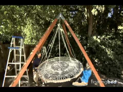 Floating Bed for garden yard crashers tv floating bed - youtube SIEUBGI