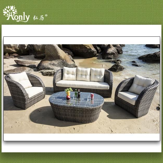 Garden furniture made of poly rattan poly rattan outdoor garden furniture AXWLCKF