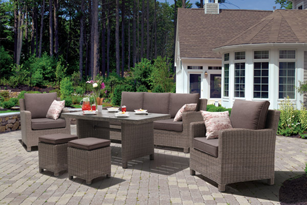 Garden furniture made of poly rattan we have outdoor furniture to suit every setting and decor. kettler furniture VMMNIYK