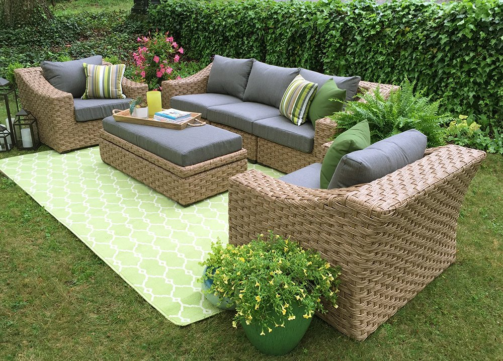 Garden Furniture Trends best emerging outdoor furniture trends 2018 DKGKUKA