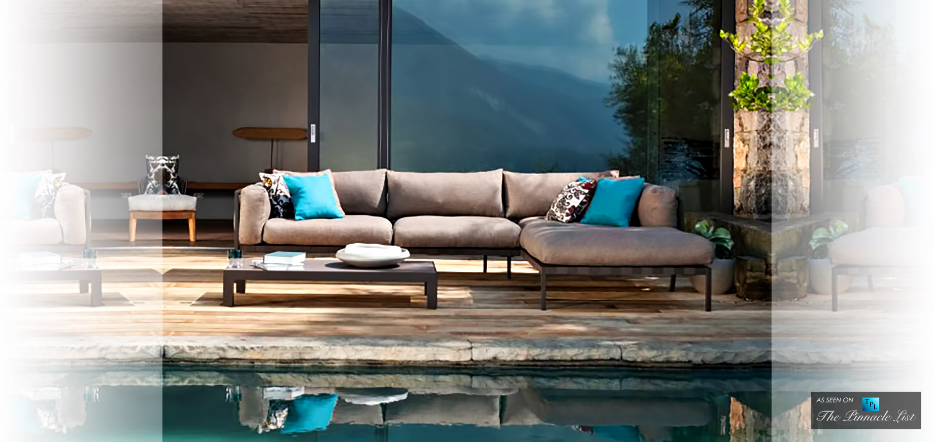 Garden Furniture Trends contemporary garden furniture living trends from europe for 2016 UKIUHUR