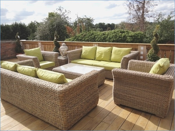 polyrattan Lounge Seating group garden furniture rattan lounge set fastarticlemarketing MBFXJEG