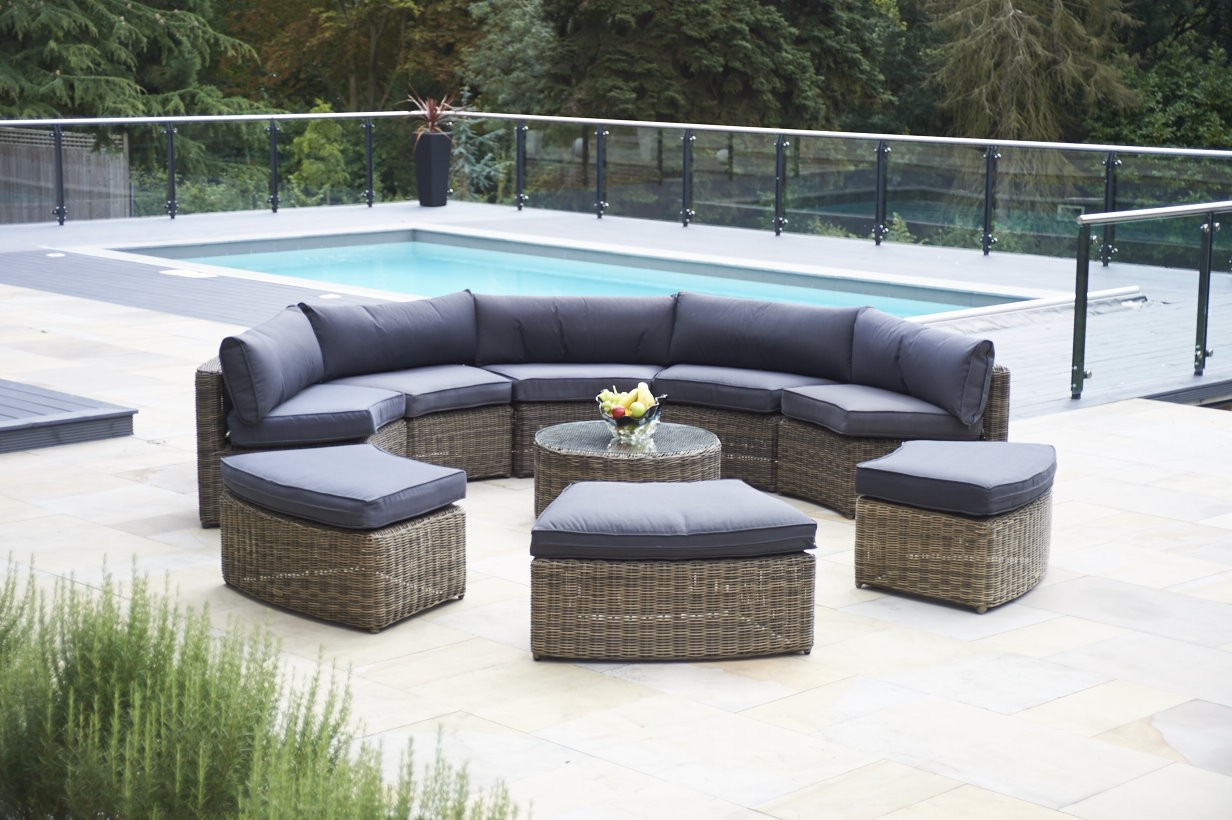 Why you still buy a poly rattan Lounge Seating group should