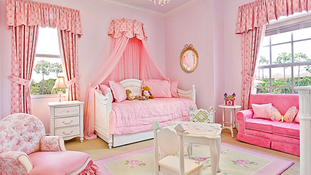 Baby girl room design ideas 15 pink nursery room design ideas for baby girls | home design lover GWPJFDT