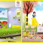 Children's room decoration: inspiring ideas