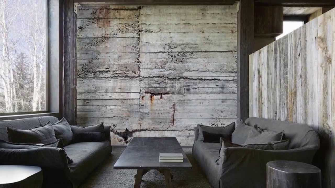 Concrete wall ideas creating concrete walls without concrete - youtube XVVGPTF