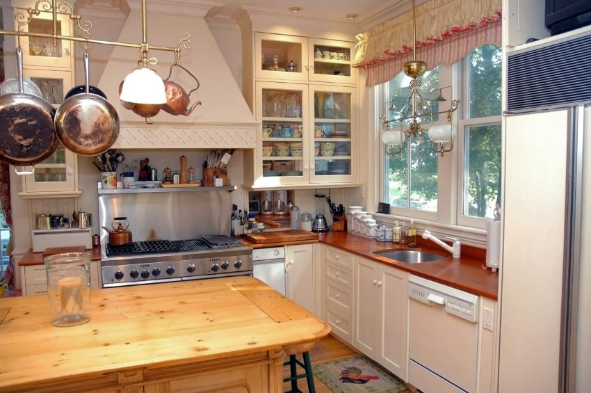 Country style decorating country kitchen IKQDWGH