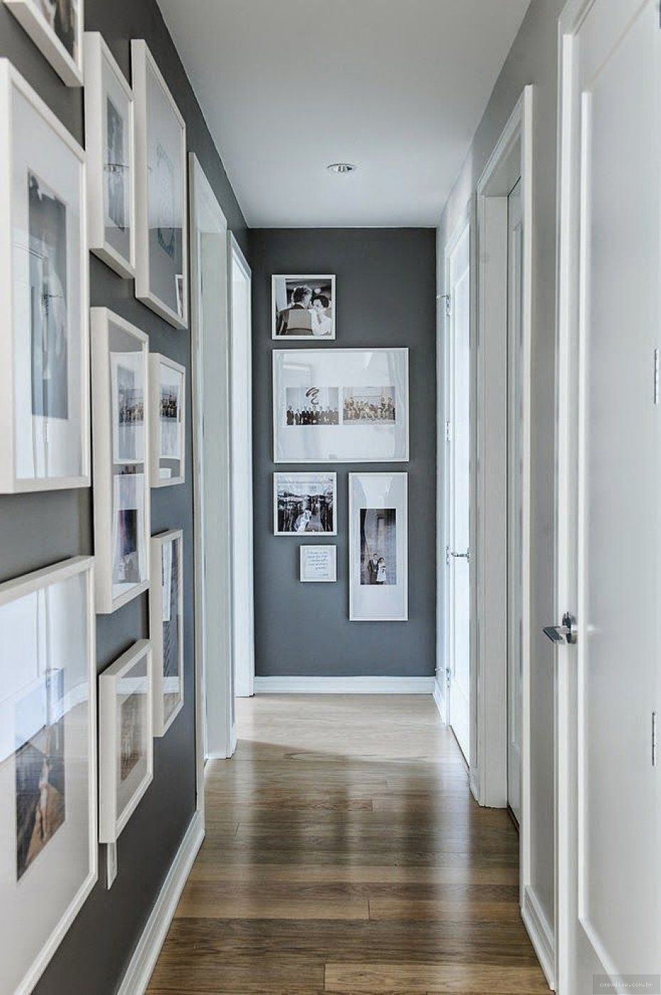 hallway decorating ideas wall beside white dining table set small entrance hallway wall decorating  ideas wrought iron chandelier KANWSSB