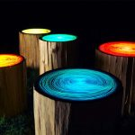 Illuminated furniture – Ambiance thanks to LEDs