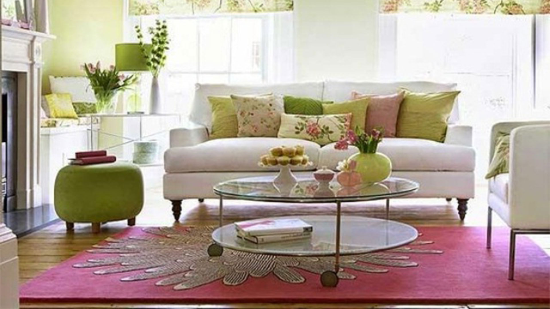 Spring decoration for the living room spring decorating 3 ideas. spring living room ... RVGKPOT