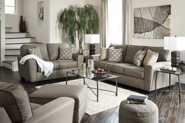 white living room furniture calicho by ashley® sofas from $374.99 SWUAMEA