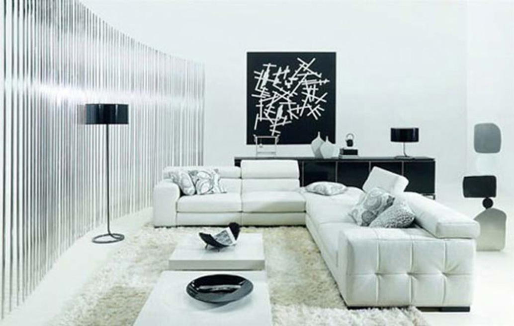 white living room furniture TBFZGVK