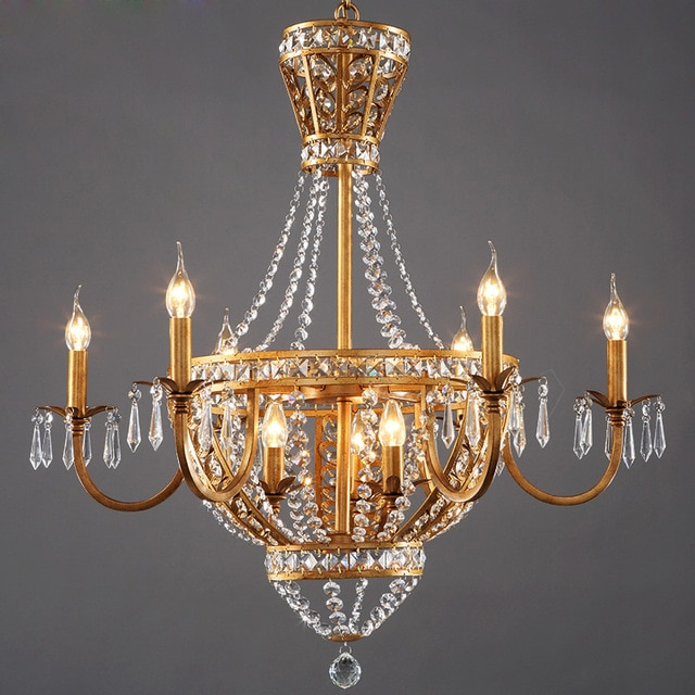 flush crystal chandelier led crystal beads chandeliers dining room