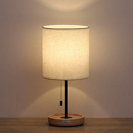 The bedside lamp for bedrooms