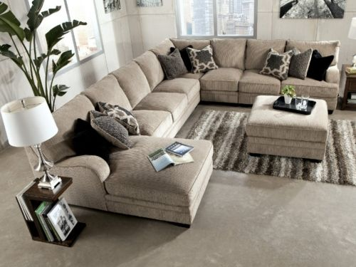 undefined- HOM furniture sectional sofa | 4 Home building | Living