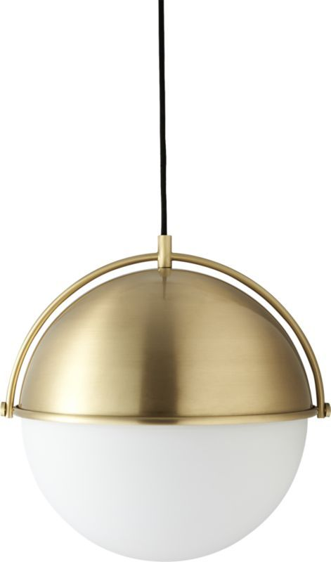 Globe pendant light | home | Kitchen Lighting, Pendant lighting