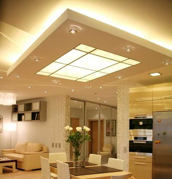 Lovable Interior Ceiling Lights 30 Glowing Ceiling Designs With