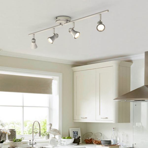 Kitchen Lights Ceiling Spotlights With Regard To Decorations