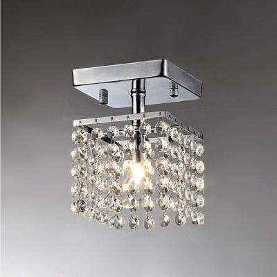 Crystal - Pendant Lights - Lighting - The Home Depot