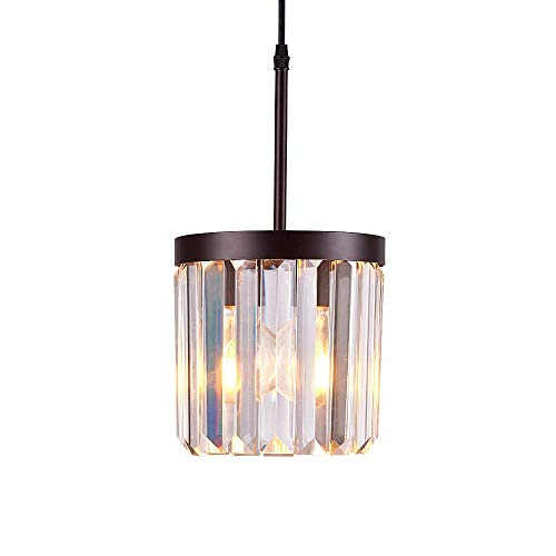 Bronze Crystal Pendant Lights: Amazon.com