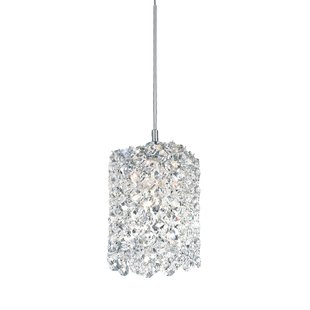 Downlight Swarovski Crystal Pendant Lighting | Wayfair