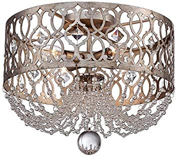 Minka Lavery Semi Flush Mount Ceiling Light 4847-276 Lucero Lighting