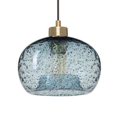 Blue - Pendant Lights - Lighting - The Home Depot