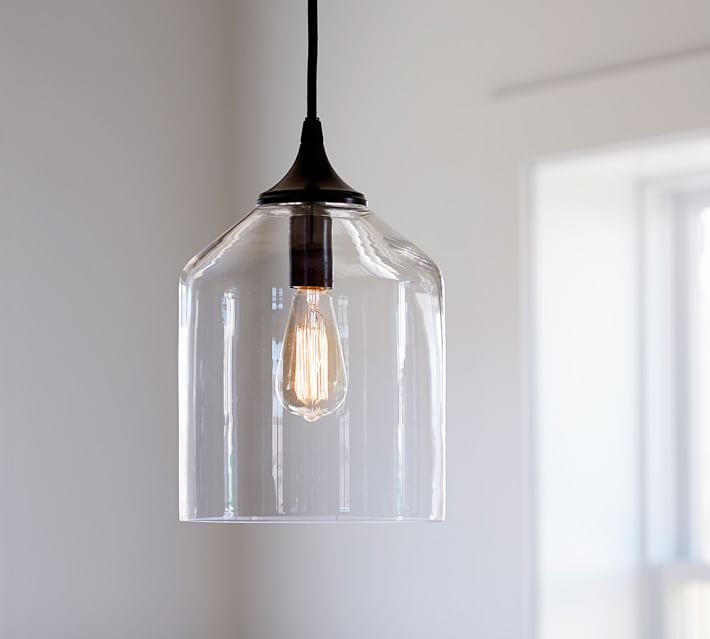 City Glass Pendant | Pottery Barn