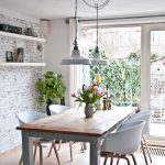 The right kitchen light for worktop and dining table