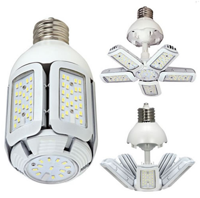 LED Replacements For High Output HID, CFL And Incandescent Bulbs