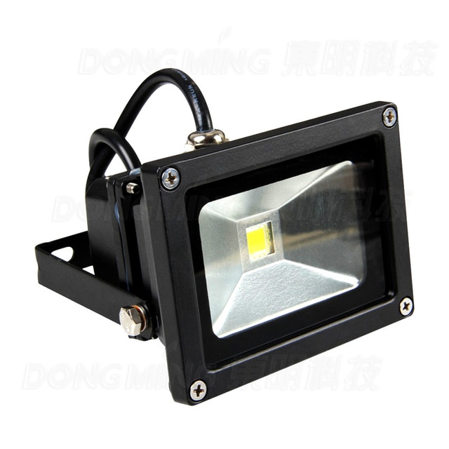 10W LED flood light outdoor spotlight led reflector Waterproof DC