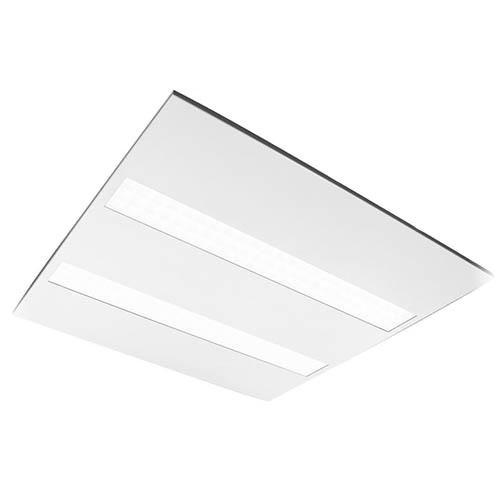 MaxLite MLMT24D7235 72542 Micro-T Lay-In LED Panels 2X4 72 Watt 120