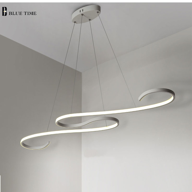 Modern Pendant Light LED Pendant Lamp Acrylic Hanging Lamps Lighting