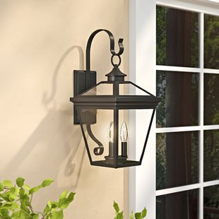 Outdoor Wall Lighting & Barn Lights You'll Love | Wayfair