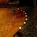 Pathway and bollard lights: practical signposts through the nocturnal garden