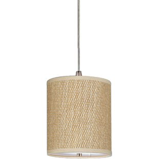 Fabric Shade Pendant Light | Wayfair