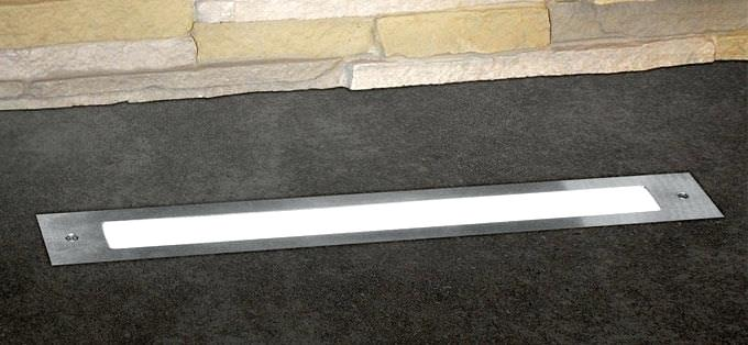 Outdoor Led Floor Lights Led Floor Lamp Recessed Step Wall Light