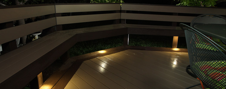 Outdoor LED Recessed Lights - DEKOR® Lighting