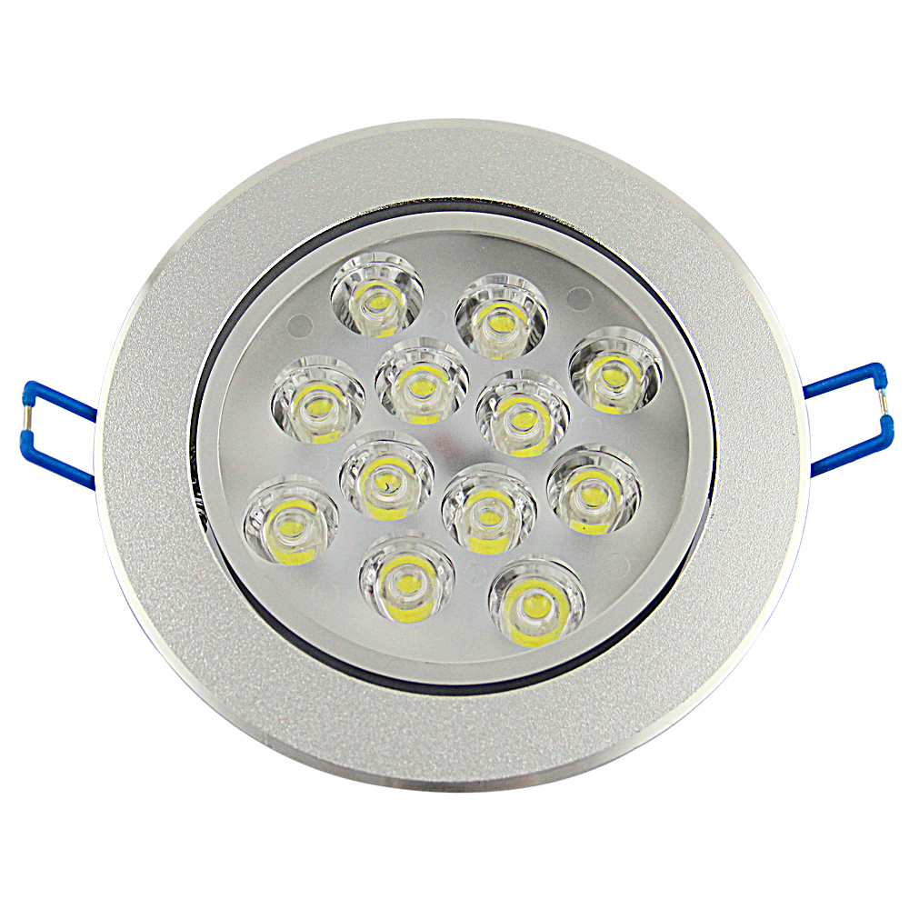 TKOOFN 12W LED Ceiling Downlights Recessed Spotlights Down Lamp